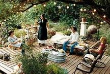 - Gardens & Outdoor Living - / by Fabrics & Furnishings