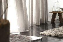 Maison Belle ❤  curtains - gordijnen / interior inspiration curtains