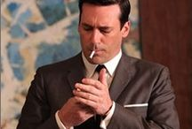 Let's Party like Mad Men / Hi my name is Betty Draper. / by Mayra Fiori