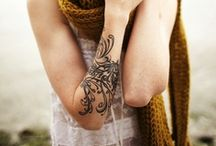 Tattoos / Ones I love and ones I want :) / by Larkandlily