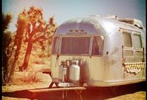 Retro Camper Rehab  / *we're off to see the world*