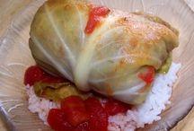 Füd: Cabbage Magic / Rolls, soups, and sauerkrauts... I love them all.