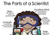 Kinder Science / by Kerri Fuller