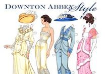 Downton Abbey / by Cheryl Weber