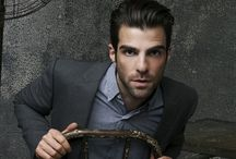 Zachary Quinto / by Amber Moore
