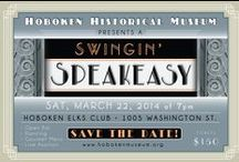 A Swingin' Speakeasy / The swellest party of the year: Dust off your feather boas, shine up your spats and come on down to the Elks Club (1005 Washington) on March 22. http://bit.ly/speakeasytix