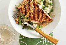 Salmon Recipes / Delicious dishes using this good-for-you fish.