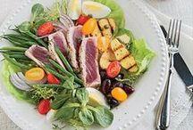 Main Dish and Side Salads