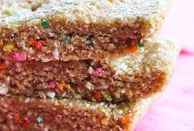 Clean Eating- Desserts and Snacks / by Kelsi Huerter