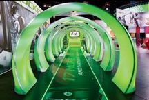 Cool Trade Show Exhibits