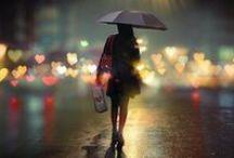 Pluviophile ~ a Lover of Rain