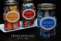 Homemade Gift Ideas / I love giving homemade gifts, personal and cost effective!