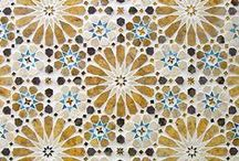 Maison Belle ❤ tiles - tegels / Interior inspiration tiles