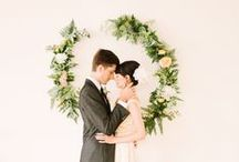 T H E / B A C K D R O P / Wedding ceremony backdrop, arch, altar & photobooth background inspiration for brides, brides-to-be, and grooms.