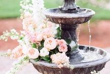 G A R D E N / W E D D I N G S / Garden Party Wedding inspiration for brides, brides-to-be, and grooms.