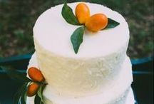 ORANGE WEDDINGS / Citrus Orange Wedding Palette Inspiration for brides, brides-to-be, and grooms.