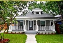 Curb Appeal / Curb appeal tips and inspiration to help you prepare to sell your home...or fix up the home you've bought!