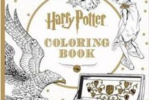 Coloring Books for Adults / Coloring is fun and relaxing - and not just for kids!