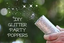 New Year's Eve Party / Crafts and DIY for New Year's Eve Parties