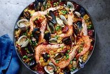 Seafood / fish and seafood recipes