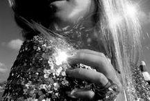 Glitter Wedding // / Glitter + Weddings = Perfection