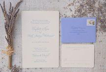 Lavender Wedding // / Lavender Wedding Inspiration for all you lavender loving brides :) XxX