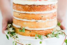 Creative Wedding Cakes // / Only truly heavenly and creative wedding cakes need apply...