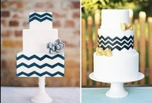Chevron Weddings // / Chevron Wedding Inspiration & Ideas