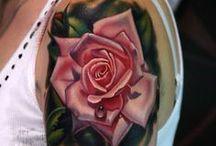 Tattoos. / by Kari Schroeder