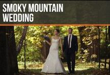 Smoky Mountain Wedding / Relax, we'll make it simple from start to finish. Start with the basics of the ceremony and add any of the options to customize your perfect wedding.