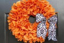Wreaths!! / by Jessica Miller