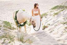 Boho Wedding Style // / Beautiful boho weddings and style! This is how we do it.