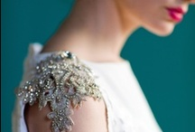 Pretty Wedding Details // / It's all in those pretty little details... *sigh*