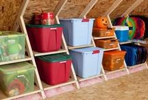 Storage|Organization / by Jessica Miller