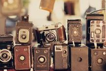 Cameras! / by Samantha Erickson