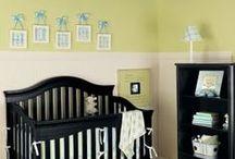 Baby Nurseries / by Jessica Miller