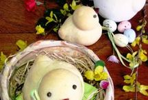 Easter Egg Ideas / Tante belle idee per Pasqua