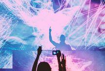 .festivals & rave. / by Rianna Somogyi