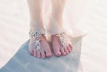 Beach Weddings // / Beautiful beach wedding inspiration and ideas