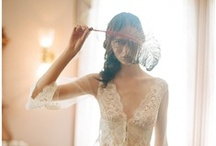 Wedding Boudoir // / Gorgeous, sexy, stunning, pretty, delicate wedding lingerie, gowns and Boudoir shots!