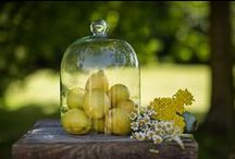 Yellow Weddings // / Mellow yellow or zesty yellow. Decisions decisions.