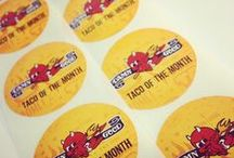 Taco of the Month / Each month, Torchy's offers a delectable, special taco so damn good only the devil could create it. Follow this board to see the latest mouth watering releases.