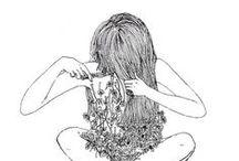 Drawings I Enjoy / by Samantha Erickson
