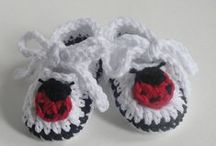 Baby Steps / Baby Anything Crocheted :) / by Tracye Stith