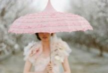 Pink Wedding Ideas // / Pale pink, pretty pink, pops of pink, lots of pink (for your wedding day)