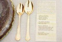 Gold Wedding //