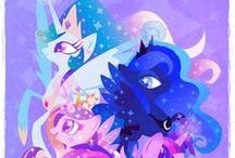 My Little Pony: Friendship Is Magic / by Samantha Erickson