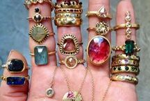 Accessories, Jewelry, Etc / by Samantha Erickson