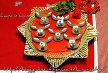 Natale,Christmas,Noel,Navidadn,圣诞节 / Many Christmas decorations