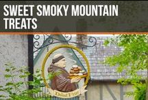 Sweet Smoky Mountain Treats / Gatlinburg and Pigeon Forge are home to unlimited candy, fudge, ice-cream and more!